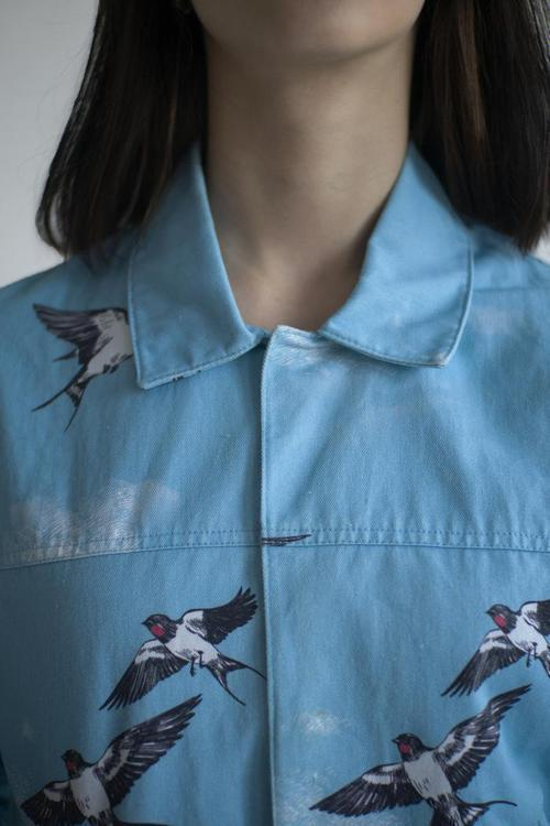 JEAN JACKET WITH SWITCHES 2