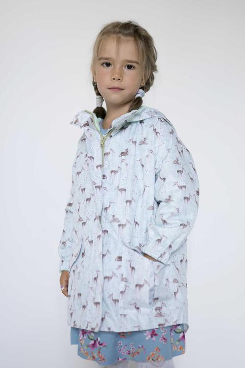 PARK WITH HOOD AND POCKET POCKETS 1